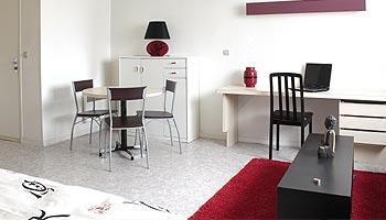 Location appartement Caen Residence les Temporis