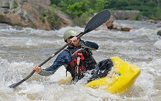 Canoe Kayak en Suisse Normande
