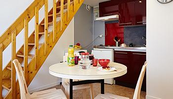 location loft meublé Caen