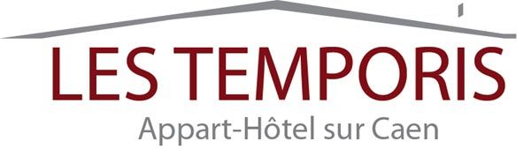 Logo Les Temporis résidence location studios appartements caen en Normandie