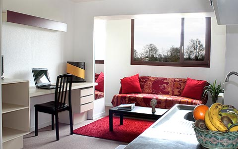 prix location meubl e caen studio appartement loft meubl s. Black Bedroom Furniture Sets. Home Design Ideas