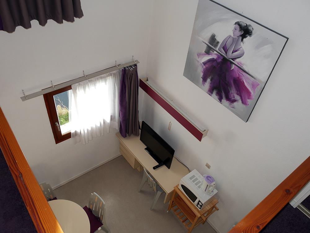 appartement-meublé à -louer-caen-Residence les Temporis